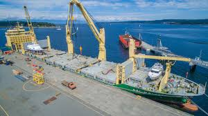 aal shanghai gantry crane from shanghai to vancouver aal