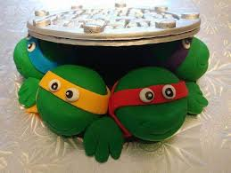 tmnt cake topper tmnt mutant turtle sewer edible fondant cake topper