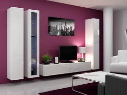Modern Wall Unit Room Tv Cabinet Designs Wall Units For Living Room