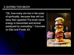 Counsels On Diets And Food Health And Spirituality