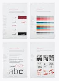 neues corporate design guidelines corporate brand identity chempaq denmark on the