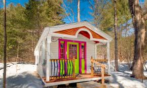 airbnb nashville tiny house the 12 best cabins everyone in vermont should stay in