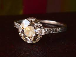 1920s engagement rings 1920s 2 50ct deco ring erie basin