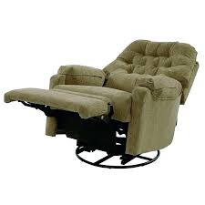 Fabric Glider Recliner With Ottoman Swivel Glider Chair With Ottoman Etechconsulting Co