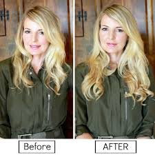 in hair extensions review halo hair extension review busbee style erin busbee