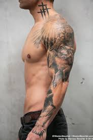 here are the top tattoo trends for men on pinterest gq