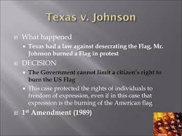 Desecrating The Flag Chapter 7 The Judicial Branch Ppt Download