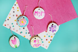 cinnamon salt dough tags sugar bee crafts