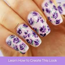 roses tutorial u2013 mitty nail art tools u0026 brushes