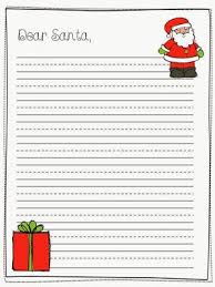best 25 santa letter template ideas on pinterest letter to