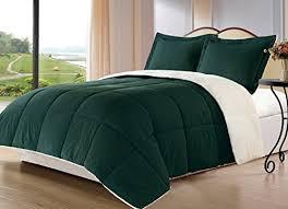 borrego comforter set queen hunter green 0 sam u0027s bed pinterest