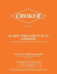 products croker fire drill