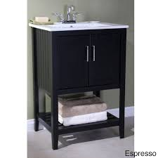 Narrow Bathroom Sinks And Vanities by Best 25 24 Inch Bathroom Vanity Ideas On Pinterest 24 Bathroom