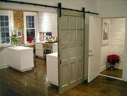 sliding kitchen doors interior interior sliding barn door ideas information about home interior