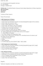 cover letter for i 130 sle i 130 cover letter cover letter basics tutorial 1 layout and
