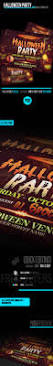 halloween party flyer template halloween flyer templates flyer