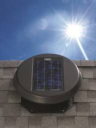 solar powered roof vent fan 95 with solar powered roof vent fan