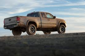 naias 2015 2016 toyota tacoma debuts the truth about cars