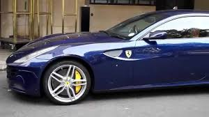 Ferrari California Dark Blue - blue ferrari ff youtube