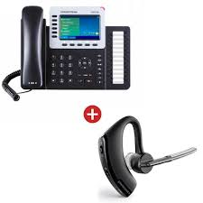 Bluetooth Headset For Desk Phone Grandstream Gxp2160 Plantronics Voyager Legend Bluetooth Headset