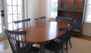 Maple Table And Chairs Dining Room Ethan Allen Country French Dining Table And Chairs