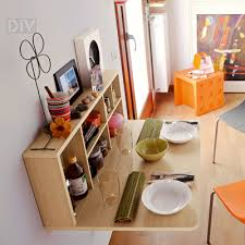 Folding Dining Table With Chair Storage Spacebox Folding Table And Storage Folding Tables Spacesavers