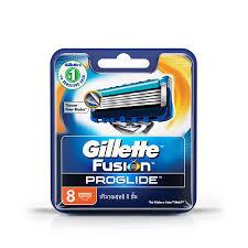 gillette fusion proglide flexball manual shaving razor blades 8s