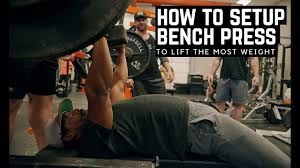 Lift Bench How To Setup The Bench Press To Lift The Most Weight W Elitefts