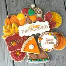43 best thanksgiving sugar cookies images on fall