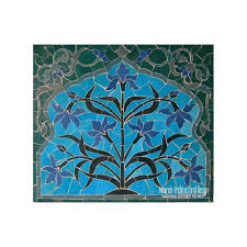 kitchen backsplash mosaic tile mural moroccan kitchen tiles