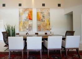 Dining Room Wall Decorating Ideas 18 Wall For Dining Rooms Dining Room Wall Decor With Abstract