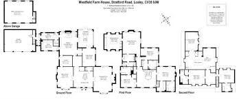 6 bedroom detached house for sale in stratford upon avon cv35