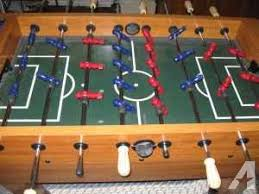 Harvard Foosball Table Parts by Foosball Table For Sale In Minnesota Classifieds U0026 Buy And Sell In