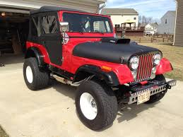 dune jeep bangshift com 1976 jeep cj7