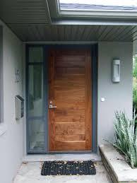 Plain Exterior Doors Front Door Plain Front Door Unfinished Solid Wood Front Doors