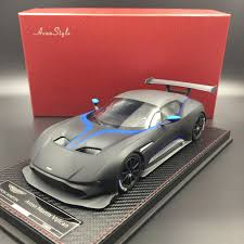 aston martin vulcan price avanstyle aston martin vulcan resin scale 1 18 matt black as014