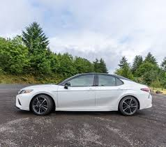 driven 2018 toyota camry xse the awesomer