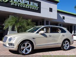 2017 bentley bentayga interior 2017 bentley bentayga w12