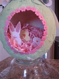 easter egg paper mache monday panorama sugar egg meets paper mache egg clean