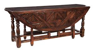 Furniture Classics LTD Gateleg Dining Table Wayfair - Gateleg kitchen table