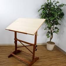 Drafting Table Wood Alvin And Co Pavillon Drafting Table U0026 Reviews Wayfair