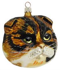 slavic treasures glass resin animal ornaments traditions