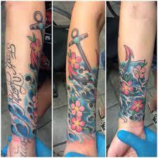 sink or swim tattoo