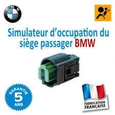 siege passager probleme temoin voyant airbag allumé bmw e46