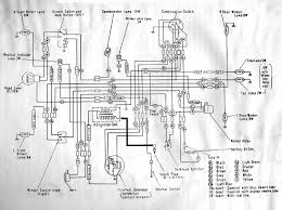 honda wave s wiring diagram with blueprint images 125 wenkm com