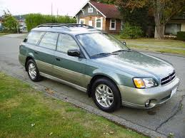 green subaru 2000 subaru outback information and photos zombiedrive
