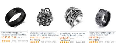 online cheap rings images Wholesale cheap beautiful retro rings online free shipping