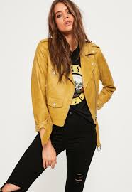 bike jackets for women biker jackets women u0027s aviator jackets missguided