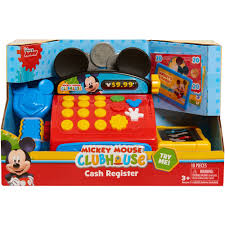 disney mickey mouse clubhouse cash register walmart com