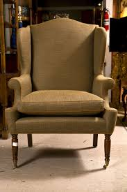 Wingback Chair Brisbane 19th Century American Wingback Bergere Chair For Sale At 1stdibs